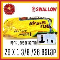 Ban Dalam Sepeda Swallow 26 x 1 3/8 AV