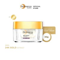 Bio Essence Bio-Gold Night Cream 40Gr