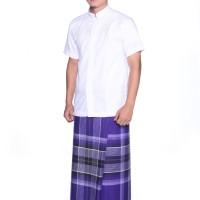 Sarung ATLAS Premium 550 Aloha Ungu