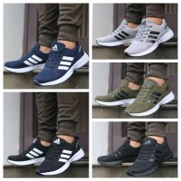 Sepatu Sneaker Kets Adidas Neo Climacool Casual Import Quality