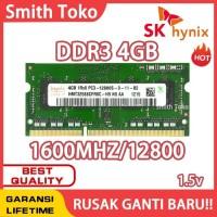 [BARU] RAM / MEMORY hynix SODIMM laptop DDR3 4GB 1600/12800 4G sodim