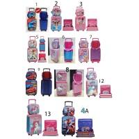 Set Koper Little Pony dan Lunch Bag Anak Bahan Sponge Tahan Air