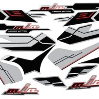striping mio sporty limited edition Oke