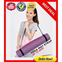 Yoga Mat Sling Bag Tali Strap Untuk Matras / tas matras yoga