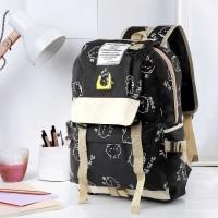 Tas Back pack wanita Trendy RLP283