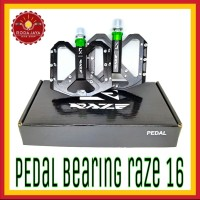 RAZE 16 Pedal Sepeda 3 Bearing
