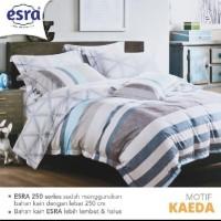 Bedcover & Sprei Katun Esra Kaeda Uk.140x200 s.d 200x200