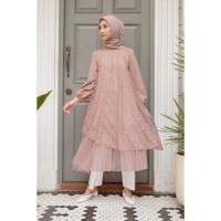Alaiqa Dusty Pink