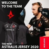 Jersey Gaming CSGO ASTRALIS