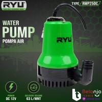 RYU Mesin Pompa Celup RWP 25 DC Water Pump RWP25DC Kolam Ikan Aquarium