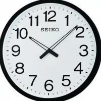 TERLARIS Jam Dinding SEIKO QXA563K Original Office Clock Murah 50 Cm