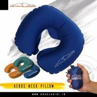 Bantal Tiup Leher Dhaulagiri Neck Pillow Ultralight Outdoor Traveling