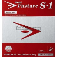 Nittaku FastArc S-1 ~ Rubber Karet Fast Arc S1