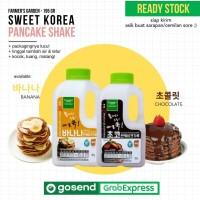 (READY) FARMER'S GARDEN PANCAKE POWDER 215 g / BANANA / CHOCOLATE
