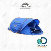Tenda Camping Otomatis Discovery Adventures Tent 2-3P DFA66205