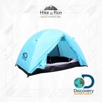 Tenda Camping Discovery Adventures Tent 2P DFA66191