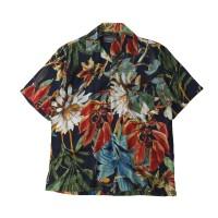 Roughneck HST020 Lily Night Jungle Hawaiian Shirt