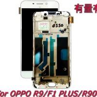 LCD TOUCHSCREEN FULL OPPO R9 - F1 PLUS - WHITE - LCD TS FULL OPP