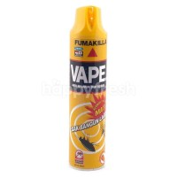 Obat Nyamuk Semprot / Fumakilla Vape Anti Nyamuk & Kecoa Orange 600ml