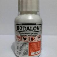 Rodalon Antiseptik Obat Kutu Disinfektan Ampuh Pembersih Kandang .