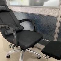 Kursi Kantor Office Chair Bangku Kerja Kursi Gaming Dengan Footrest