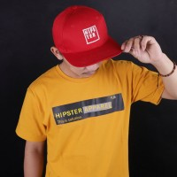 HIPSTER Topi skaters casual style NAVY