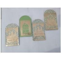 Amplop lebaran Idul Fitri / angpao lebaran Gold foil