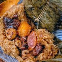 Bacang Babi - Nasi terjamin