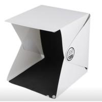 Mini Photo Box Kotak Studio Foto Lampu LED