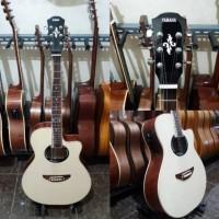 Gitar Akustik Elektrik Yamaha Apx 500 Ii Non Original Faraherian77