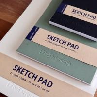 BEST SALE Sketch Pad Bali Artemedia A6 / A5 / A4