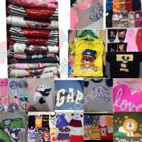 TERBARU Paket usaha baju anak sisa eksport
