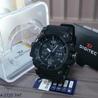 Jam Tangan Pria Digitec Original DA2125 Tahan Air Bisa Untuk Berenang
