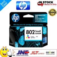 Tinta for HP 802 Color Ink Cartridge - HP 802 Warna
