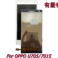 LCD TOUCHSCREEN OPPO U705 - U7015 - WHITE - LCD TS OPPO