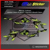 striping vixion 2013 2016 Aksesoris Motor Sticker Motor