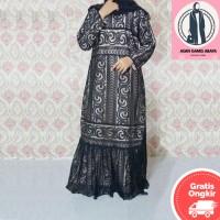 GAMIS ABAYA WANITA TURKEY DRESS MUSLIM SYARI BORDIR NEW Dubai