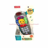Fisher Price Laugh&Learn Click N Learn Remote Mainan Remot Contro Suar