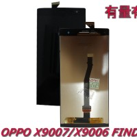 LCD TOUCHSCREEN OPPO X9007 - X9006 FIND 7A - LCD TS OPP BLACK