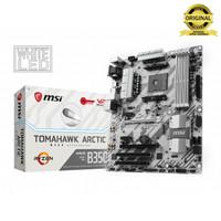 MSI B350 Tomahawk Arctic (AM4, AMD Promontory B350, DDR4, USB3.1, SATA