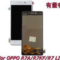 LCD TOUCHSCREEN OPPO R7A - R7KF - R7 LITE - LCD TS OPP WHITE