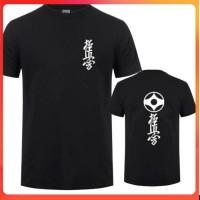 tshirt Baju Kaos Kyokushin Karate Bela Diri High Quality