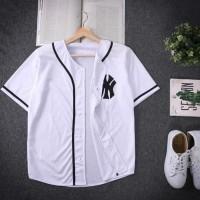 TERBARU Baju Baseball Baju Jersey Baseball Pria Wanita Keren Dan