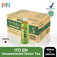 ITO EN OI OCHA GREEN TEA 500ML / DUS