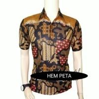 Dijual Promo Kemeja Ham Batik Pria Seragam Baju Kantor Termurah Tbk