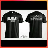 Kaos Baju T-shirt Hijrah Kaos Dakwah Islam Muslim Kaos Distro 1