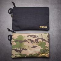 Tas Tangan Pria Army Nylon Kanvas Handbag RIMIX