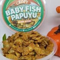 Terbaru Ikan Crispy Baby Fish Papuyu 85Gr Cup 785