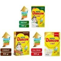 Nestle Susu Dancow Fortigro 800gr Rasa Coklat, Instant dan Full Cream