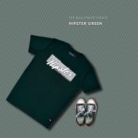 HIPSTER T-Shirt Kaos Hipster Green